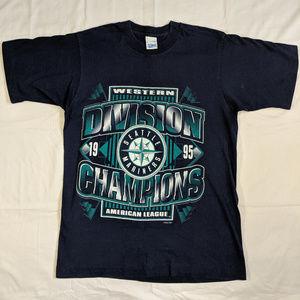 Seattle Mariners 1995 vintage t-shirt